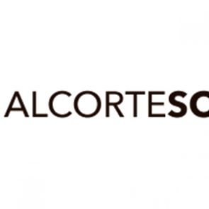 Logotipo Alcortesoap para Nieves García centro de estética